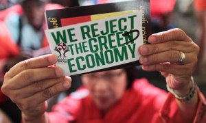 Land grabs and Green Grabs: New Forms of Capitalist Accumulation