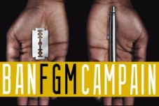 Image from BanFGM Campaign.